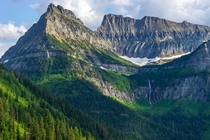 Crown of the Continent Glacier National Park Montana xOC