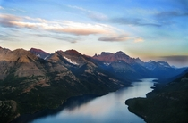 Crown of the Rockies Waterton Canada