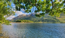 Crummock Water Lake district Uk x  OC