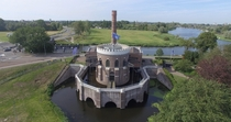 Cruquius Steam Pumping Station Heemstede The Netherlands  Largest steam engine ever build  inch piston