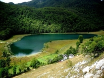Crvanjsko Lake - Bosnia