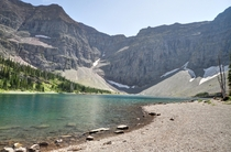 Crypt Lake Waterton AB km hike m elevation gain- nobody died