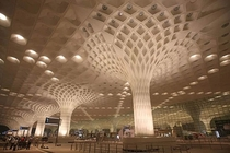 CSM International Airport Mumbai India