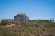 Cuban nuclear power plant by The Bohemian Blog