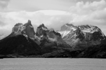Cuernos del Paine Chile bampw