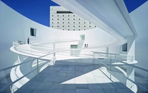 Cultural Center in Granada Spain by Alberto Campo Baeza