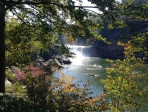 Cumberland Falls KY USA taken by iPhone