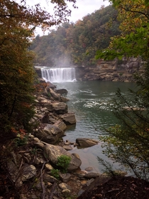 Cumberland Falls Niagara of the South Corbin KY -