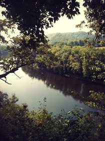 Cumberland River Russell County KY