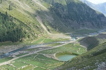 Cup Lake Upper Kaghan Valley