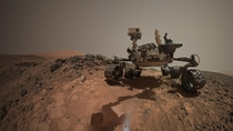 Curiosity shows some skin in latest NASA selfie stunner