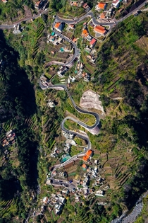 Curral das Freiras Madeira Portugal  photo by Magno Bettencourt