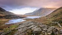Cwm Idwal North Wales UK