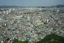 Daegu Metropolitan City South Korea