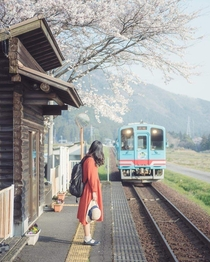 Daily life in the Japanese countryside