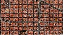 Daily Overview Eixample District Barcelona wwwoverveu