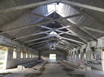 Dairy Barns at Northern State Hospital Sedro-Woolley WA