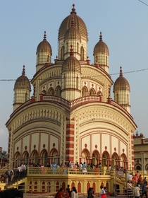 Dakshineswar Kali Temple  West Bengal India