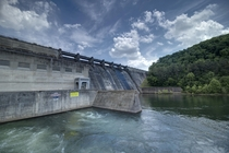 Dale Hollow Dam Tennessee