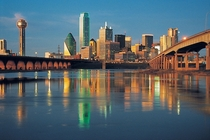 Dallas TX the ninth largest city in the United States