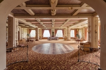 Dance hall of an abandoned hotel  by Timeless Seeker