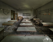 Dark Music - Abandoned Music School in Italy