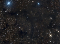 Dark Nebula in Aquila