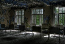 Darker side of Norway Abandoned mental hospital a short drive from my home city