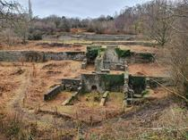 Darkhill Iron Works Forest of Dean Gloucestershire United Kingdom x