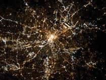 Darkness cannot drive out darkness only light can do that Hate cannot drive out hate only love can do that  Dr Martin Luther King Jr Marking his legacy Nasa shared this image of MLKs birthplace Atlanta taken from the International Space Station Credit Nas