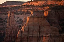Dawn at Colorado National Monument Grand Junction OC x