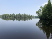 Day Lake Chequamegon-Nicolet National Forest Clam Lake Wisconsin