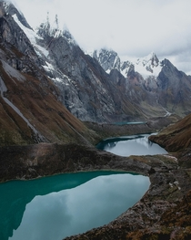 Day  of the Huayhuash Trek in Peru - Mountains at an altitude of m  - Instagram kamvachon