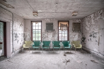 Day Room in a Now-Demolished Asylum MA