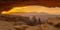 Daybreak in Canyonlands Utah