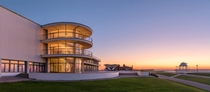 De La Warr Pavilion UK  by Erich Mendelsohn and Serge Chermayeff