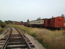 Dean Forest Railway Sidings Gloucestershire UK