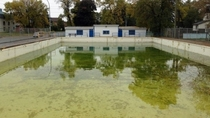 Dease pool in Thunder Bay Ontario The oldest outdoor public pool in North America