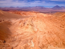 Death Valley Atacama Desert Chile