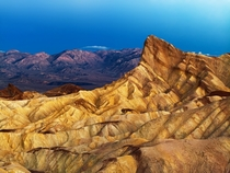 Death Valley is an incredible place Zabriskie Point Manly Beacon