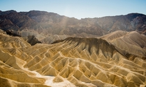 Death Valley is one of the most unique National Parks