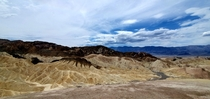 Death Valley is truly amazing