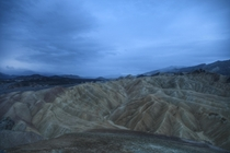 Death Valley National Park is like an alien planet Rained the whole time I was there
