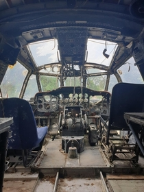 Decaying Aircraft