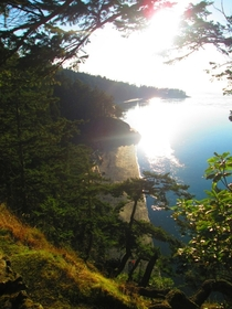 Deception Pass Washington State  OC