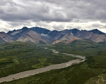 Deep in the Backcountry  Denali National Park Alaska  Instagram onbphoto