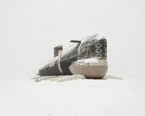 Defunct submarine in Northern Russia Danila Tkachenko