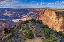 Delicious Desert View - The Grand Canyon from The Desert View Overlook