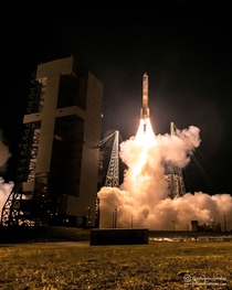 Delta IV Medium  launches the WGS- satellite for the United States Air Force