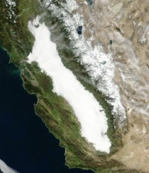Dense Tule Fog in Californias Sacramento and San Joaquin Valley